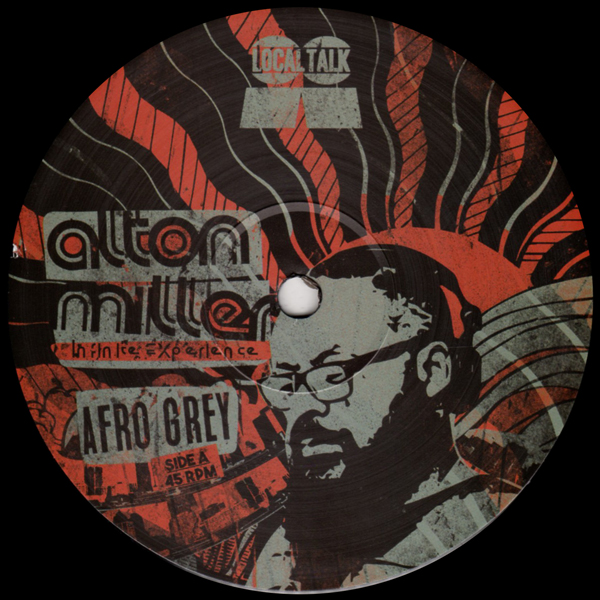 alton-miller-infinite-experience-ep-afro-grey-local-talk-cover