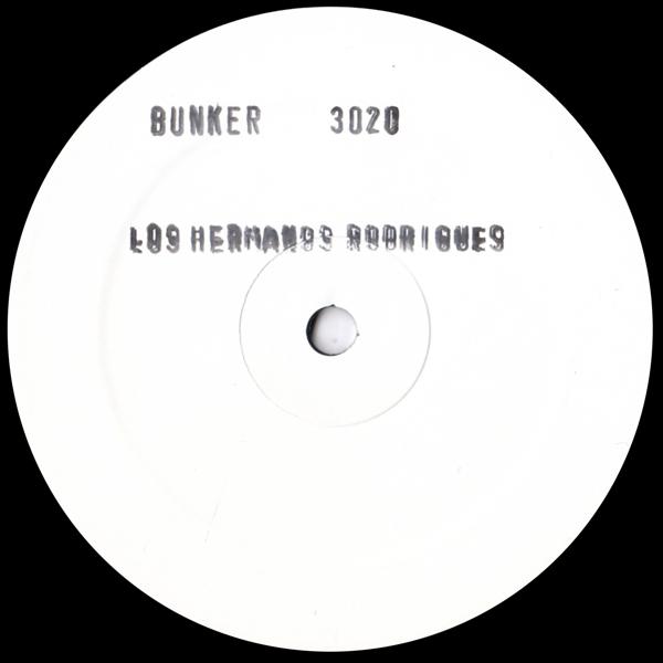 los-hermanos-rodriguez-gymnasty-bunker-records-cover