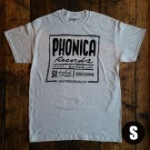 phonica-records-phonica-records-ash-grey-t-shirt-small-phonica-merchandise-cover