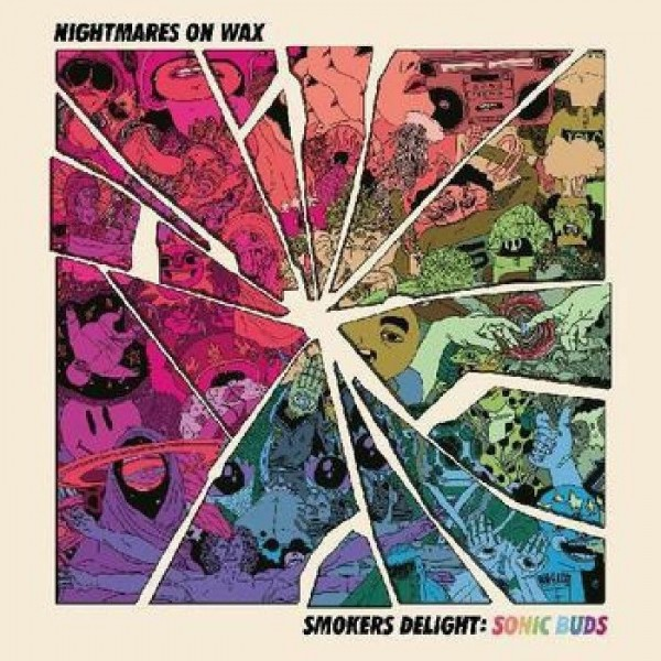 nightmares-on-wax-smokers-delight-sonic-buds-warp-cover