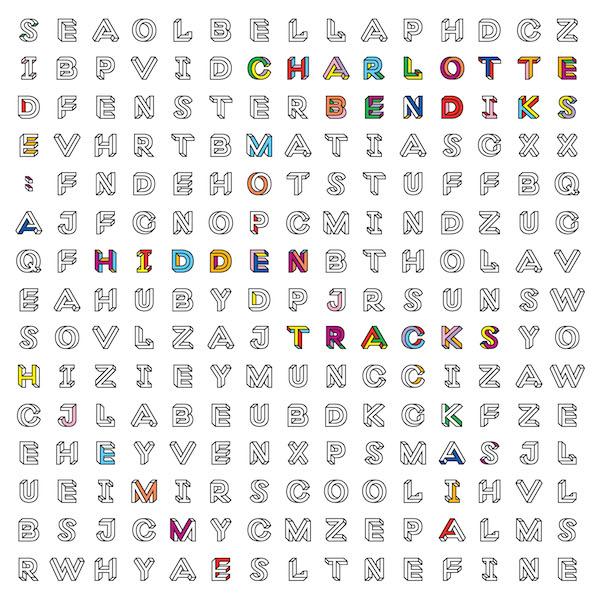 charlotte-bendiks-hidden-tracks-ep-comeme-cover