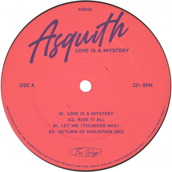 asquith-love-is-a-mystery-ep-pre-order-asquith-cover