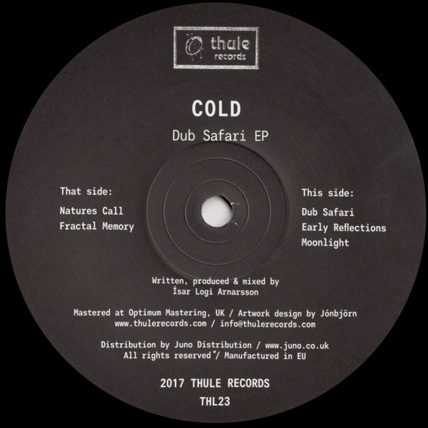 cold-dub-safari-ep-thule-cover
