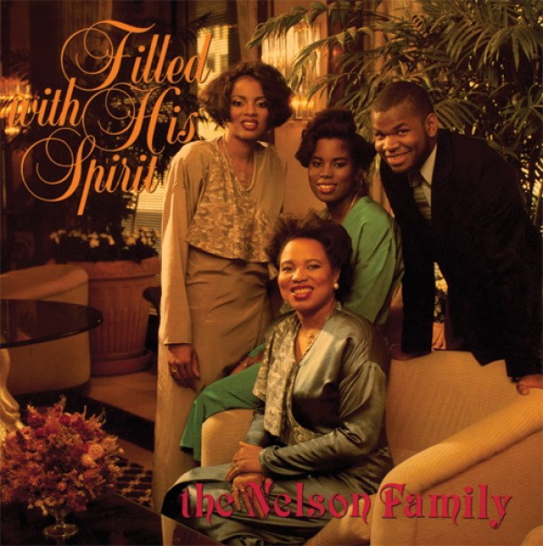 the-nelson-family-filled-with-his-spirit-lp-rain-shine-cover