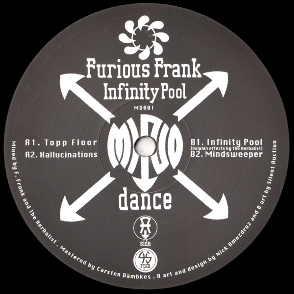 furious-frank-infinity-pool-mind-dance-cover