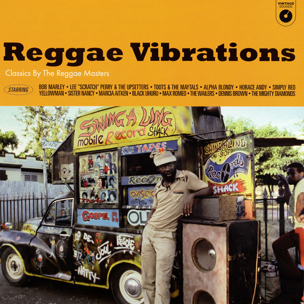 Reggae Vibrations LP