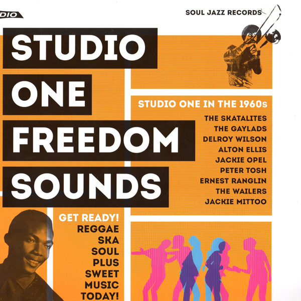 Studio One Freedom Sounds: Studio One In The 1960s LP