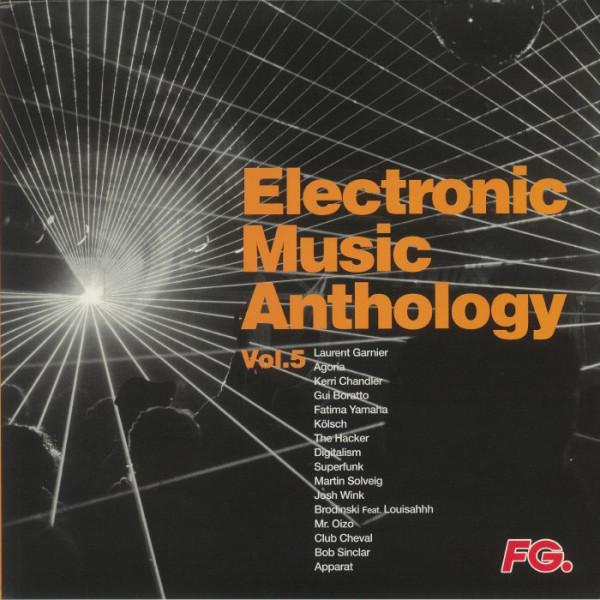 kerri-chandler-kolsch-fatima-yamaha-various-artists-electronic-music-anthology-vol-5-lp-wagram-cover