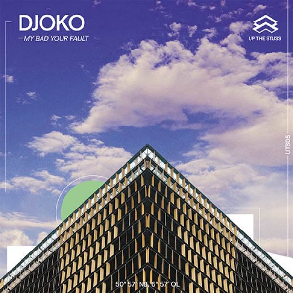 djoko-my-bad-your-fault-mint-green-vinyl-up-the-stuss-cover