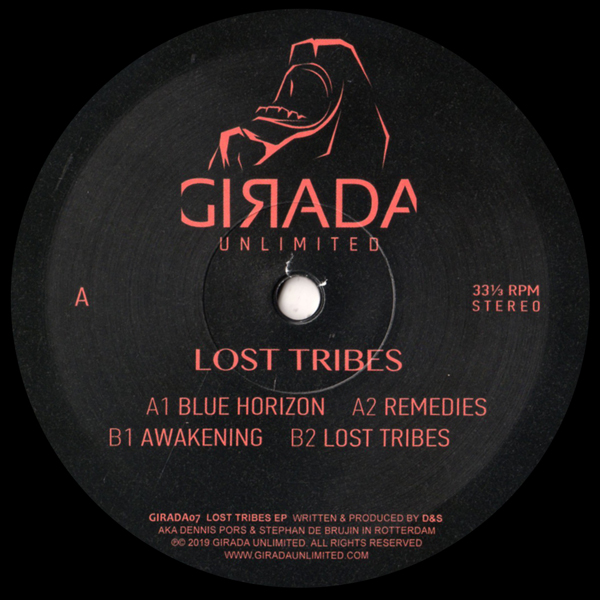 ds-lost-tribes-ep-girada-unlimited-cover