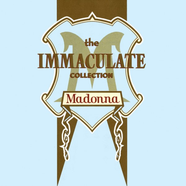 Madonna The Immaculate Collection Lp Rhino Vinyl Records