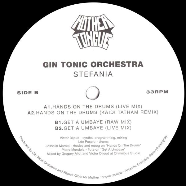 gin-tonic-orchestra-stefania-ep-kaidi-tatham-remix-mother-tongue-records-cover