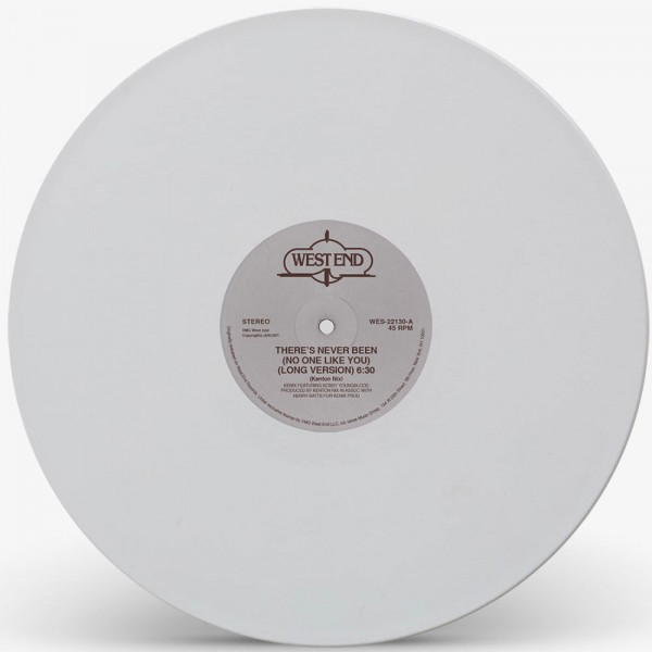 kenix-music-bobby-youngblood-theres-never-been-someone-like-you-white-vinyl-repress-west-end-records-cover