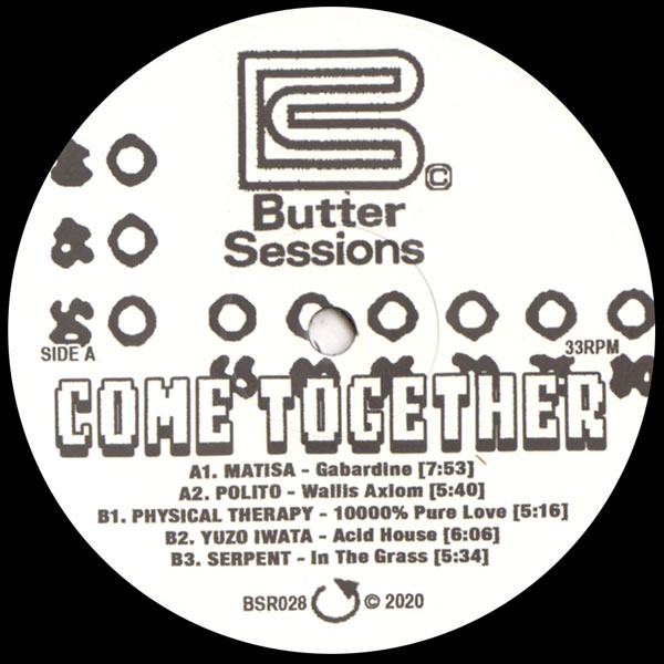 physical-therapy-serpent-various-artists-come-together-ep-butter-sessions-cover