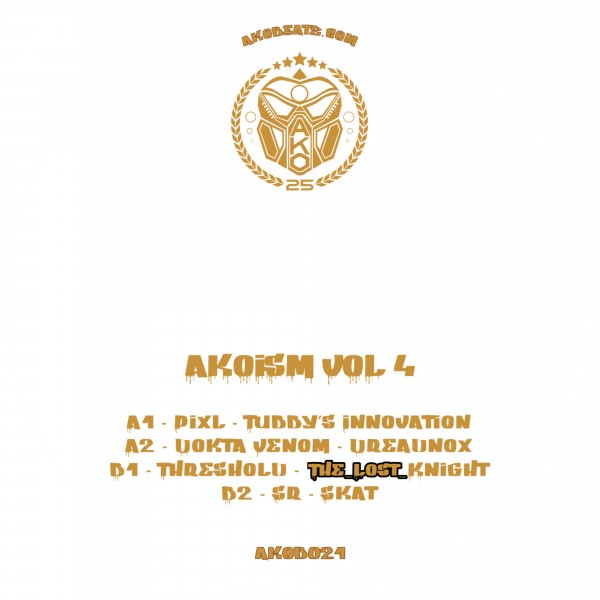 various-artists-ako-beatz-present-akoism-volume-4-ako-beatz-cover