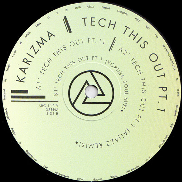 karizma-tech-this-out-pt1-osunlade-remix-atjazz-record-company-cover