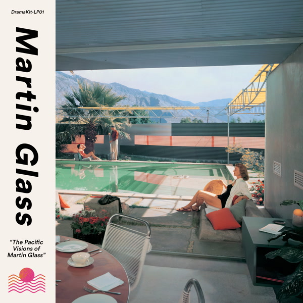 The Pacific Visions of Martin Glass LP