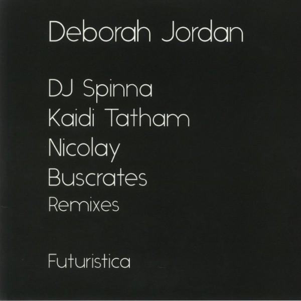 deborah-jordan-kaidi-tatham-dj-spinna-horizon-senses-remixes-futuristica-music-cover