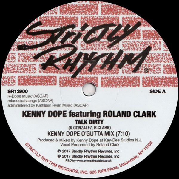 ROLAND CLARK/I Get Deep/SHELTER RECORDS - Vinyl Records Specialists