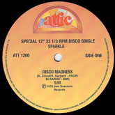 sparkle-two-man-sound-disco-madness-que-tal-america-attic-cover