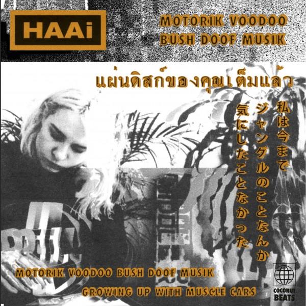 haai-motorik-voodoo-bush-doof-musik-coconut-beats-cover