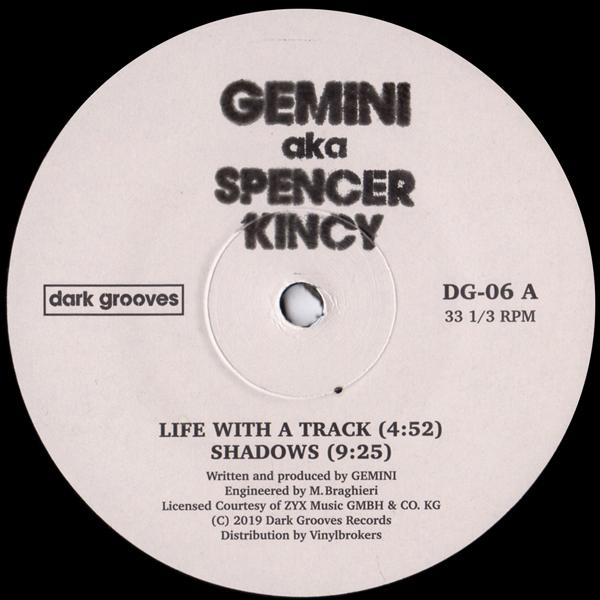 gemini-spencer-kincy-hidden-agenda-tangled-thoughts-dark-groove-records-cover