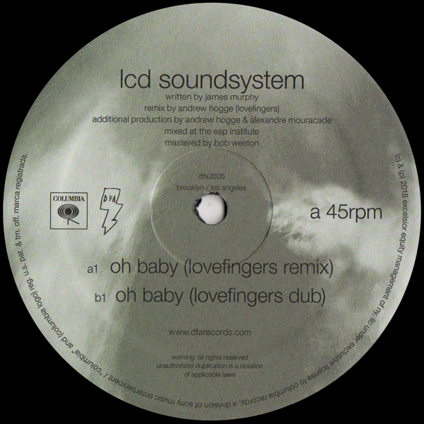 Oh Baby (Lovefingers Remix)