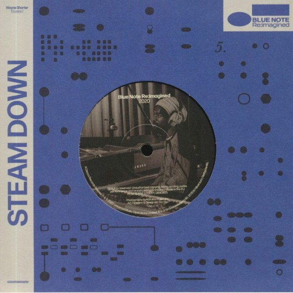 steam-down-yazmin-lacey-afronaut-zu-etcetera-ill-never-stop-loving-you-decca-cover