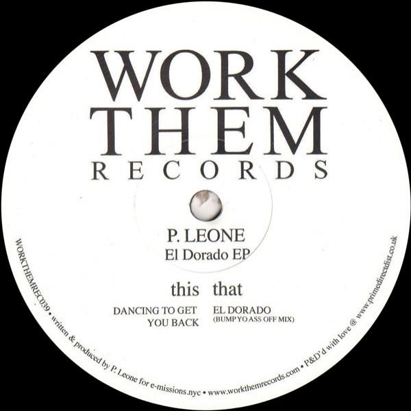 pleone-the-el-dorado-ep-work-them-records-cover