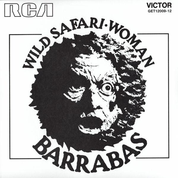 Barrabas Wild Safari Woman Get On Down Sound Vinyl