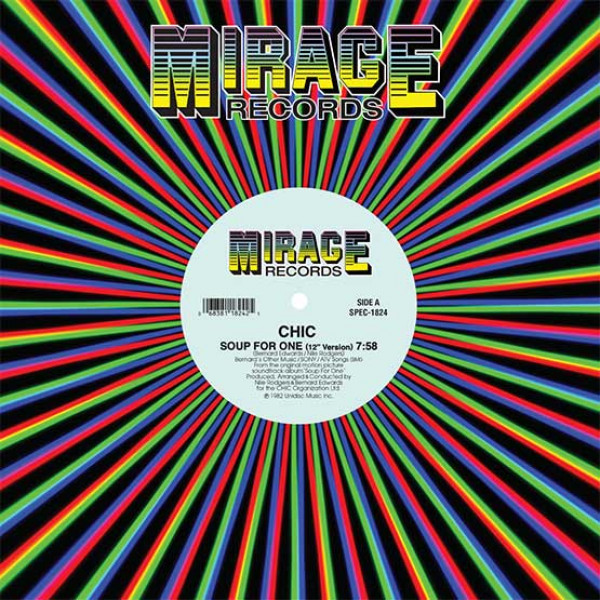 chic-soup-for-one-rsd-2021-mirage-cover