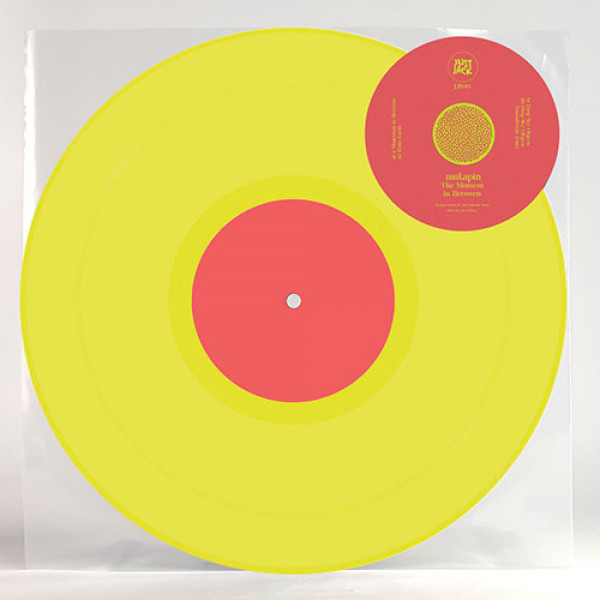 mulapin-youandewan-the-moment-in-between-ep-youandewan-remix-yellow-vinyl-just-jack-recordings-cover