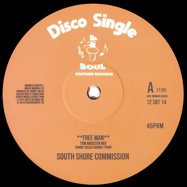 south-shore-commission-ultra-high-frequency-free-man-were-on-the-right-track-tom-moulton-remixes-soul-brother-records-cover