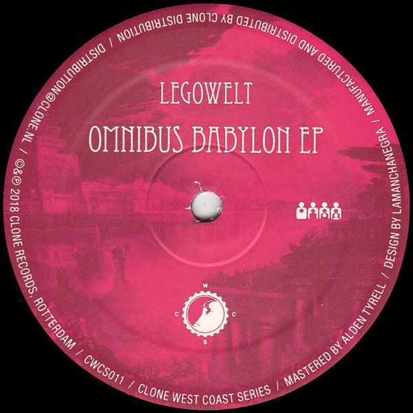 legowelt-omnibus-babylon-ep-clone-west-coast-series-cover