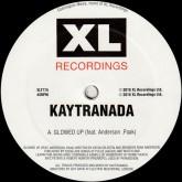 kaytranada-glowed-up-lite-spots-xl-recordings-cover