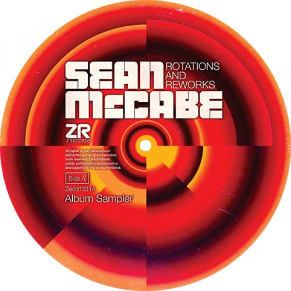 sean-mccabe-rotations-reworks-album-sampler-z-records-cover