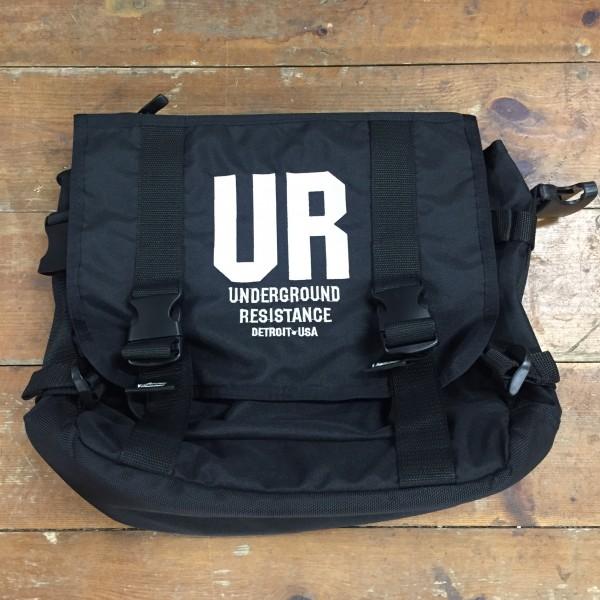 underground-resistance-underground-resistance-record-bag -underground-resistance- 6140757364073