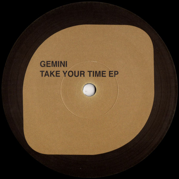gemini-take-your-time-ep-cyclo-records-cover