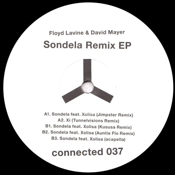 Sondela Remix EP (Auntie Flo / Jimpster)