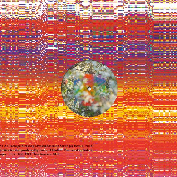 four-tet-teenage-birdsong-inc-overmono-avalon-emerson-remixes-text-records-cover