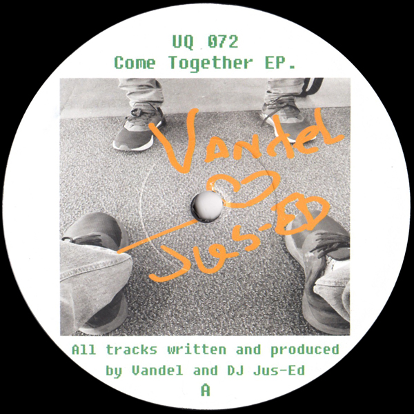dj-jus-ed-vandel-come-together-ep-underground-quality-cover
