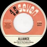 sam-kdc-the-untouchables-alliance-suffa-ray-shun-45-seven-cover