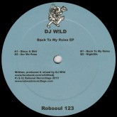dj-wild-back-to-my-rules-ep-robsoul-cover