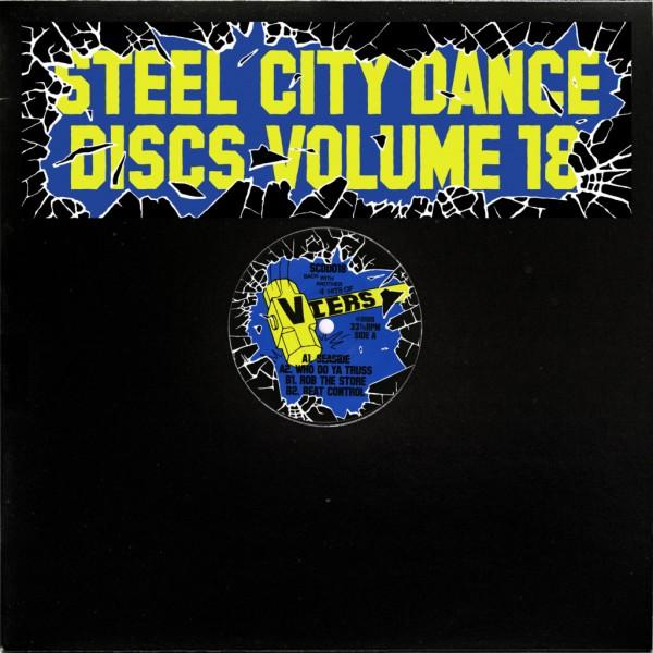 viers-steel-city-dance-discs-volume-18-steel-city-dance-discs-cover