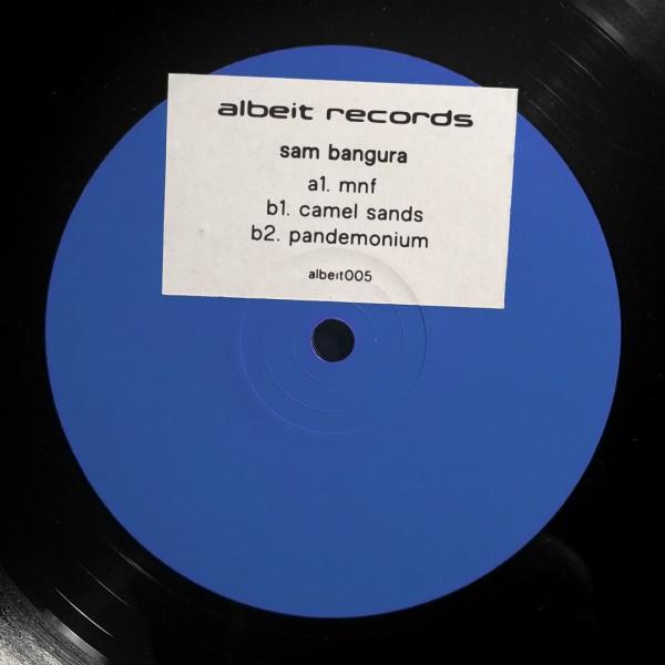 sam-bangura-hullabaloo-ep-albeit-records-cover