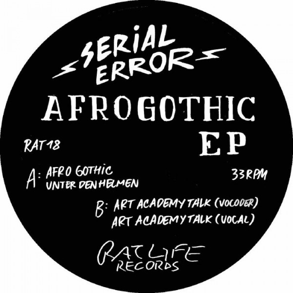 serial-error-afro-gothic-ep-ratlife-records-cover