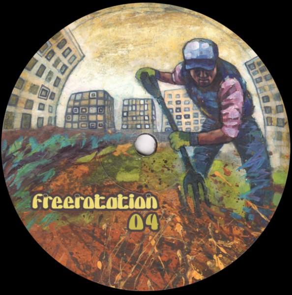 juju-jordash-various-artists-regeneration-ep-freerotation-cover