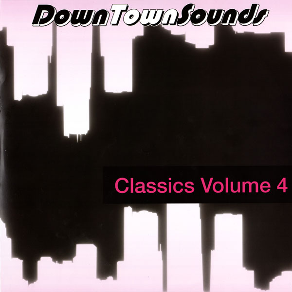 aleem-mary-clark-rena-pablo-shoey-downtown-sounds-classics-volume-4-fatty-fatty-phonographics-cover