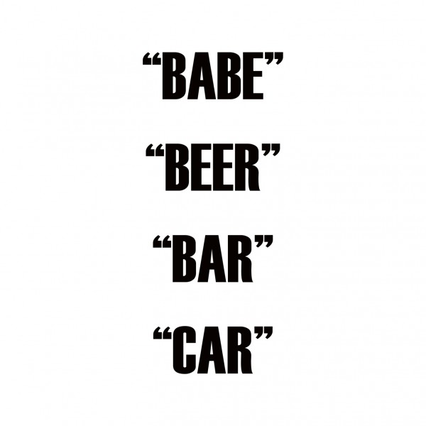 dual-action-babe-beer-bar-car-lp-hospital-productions-cover