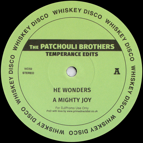 the-patchouli-brothers-temperance-edits-ep-whiskey-disco-cover